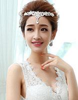 新娘头的发型图片 最新新娘发型