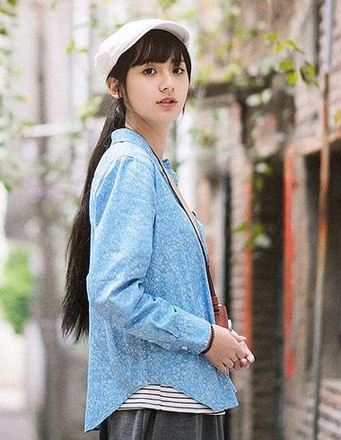 韩式马尾怎样扎好看 矮个子韩式发型马尾