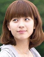 韩式短发造型清纯美 韩国妹子短发怎么梳
