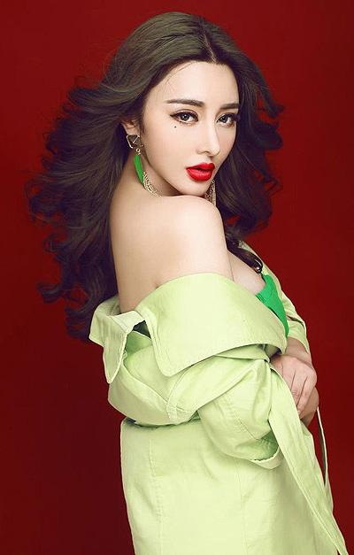 韩国麻豆美女发型图片 韩版女模特发型