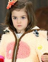 小萝莉波波头发型图片 儿童发型女波波头
