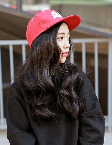 韩国最流行的发型 韩佳人蛋卷头图片