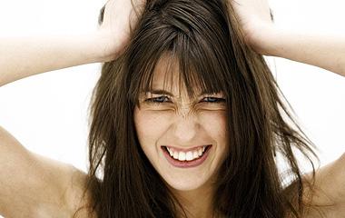 6个频繁脱发原因 帮你稳固强健发根