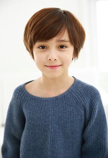 男孩子儿童发型图片 男童儿童发型图片大全图片