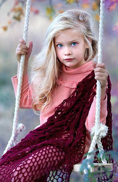 儿童发型图片 女孩小爱心大全图片
