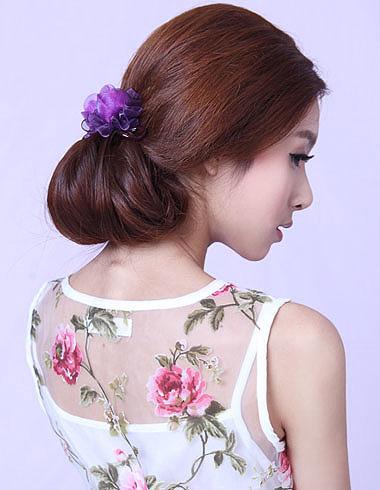 如何梳韩式发型 韩式发型哪种有气质