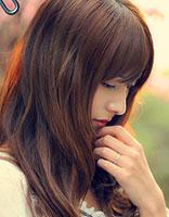 最新韩式发型长披发 梳理韩式发型
