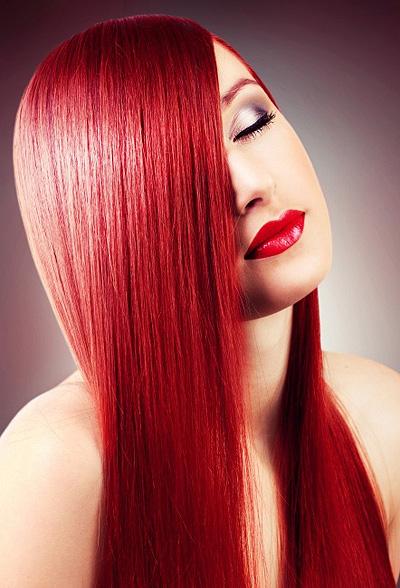 离子烫头发好看吗 离子烫女生发型图片