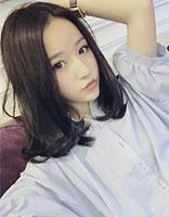 黑发发型图片_发型师姐图片