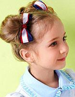 最新欧美发型2015 儿童欧美发型扎法