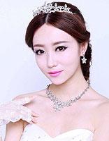 2015年最新影楼新娘发型图片 新娘发型设计图片教程