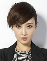 鸭蛋脸适合什么发型 鸭蛋脸短发发型图片