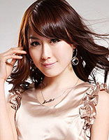 刘海职场发型 中年职场女性发型图片
