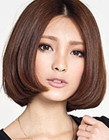 适合圆脸的可爱发型 圆脸刘海可爱发型扎法