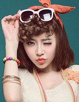圆脸头顶尖的女生要怎么弄发型 圆脸尖头顶发型