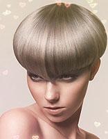 沙宣头短发发型图片 沙宣头发型图片短发