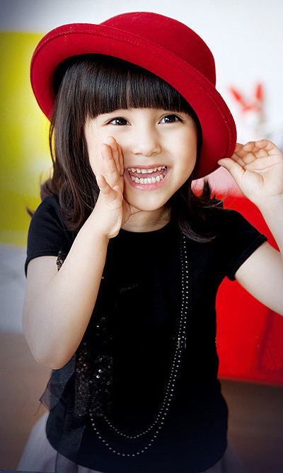 儿童发型设计图片