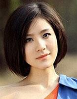 女生大饼脸适合的无刘海发型 大饼脸适合的短发发型图片