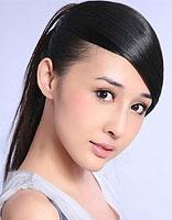 三七分斜刘海扎发 女生斜刘海扎发图片