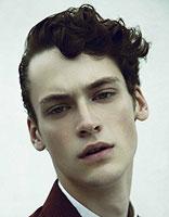 现在男生剪斜刘海的是什么发型 男生短发发型大全