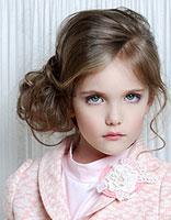 2015儿童发型女 儿童发型造型种类图片