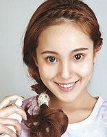 韩式发型步骤 韩式发型扎法步骤