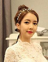 韩版学生发型扎法 韩国女学生长发发型