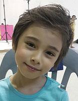 2015儿童发型男 流行的儿童发型图片