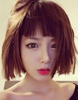 女生短发发型 夏季清爽短发发型(4)