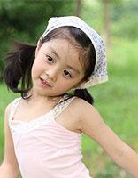 小孩韩式发型扎法步骤 小孩绑韩式发型