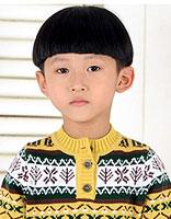 2015男孩儿童发型图片 儿童发型大全
