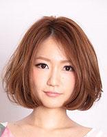 大脸女生长发发型 大脸女生好看的发型