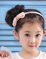 小孩的包包头怎么扎 儿童短发怎样扎包包头