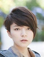 2015年女圆脸最新短发型 适合圆脸短发型女