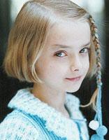 十岁小孩扎头发型 小学学生扎头发发型