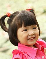 小孩波波头扎什么发型 小女孩子波波头怎么扎好看