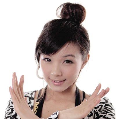 韩剧中女主角包包头的扎法 公主包包头的扎法