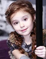 儿童发型图片 儿童发型扎法大全图片