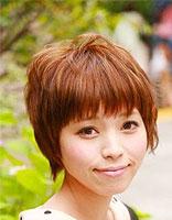 波波头短发适合什么脸型的女孩