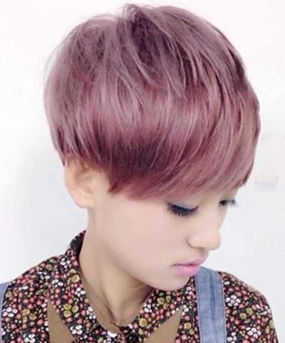 染头发可以显白吗 女生染什么颜色头发显白