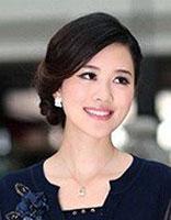 方型脸适合盘发吗 韩国方脸中年妇女盘发发型图片