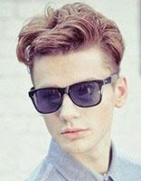 男生头发怎样变欧美卷 外国男士卷发