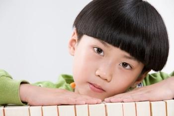 三岁小男孩适合哪种头型 三岁小男孩发型图片