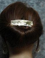 怎样扎鸟窝头 公主鸟窝头盘发发型