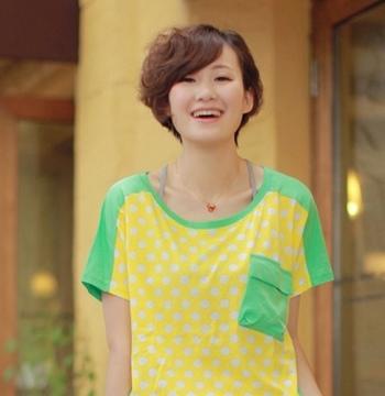 脸盘大的女生可以剪不对称短发吗 适合大脸盘的短发发型图片