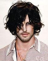 男生天生卷发适合什么发型 自来卷男生适合的发型图片