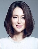 方脸脸型适合直发还是卷发 2015女生长方脸直发发型图