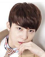 韩式纹理烫短发效果图 齐脖短发纹理烫