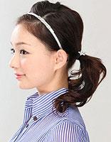 长脸尖头中年妇女扎什么发型 夏季发型长脸怎么扎好看