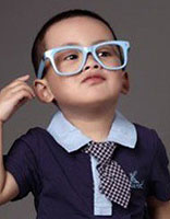 小男孩最适合的发型 小男孩毛寸发型图片